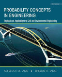 Probability concepts in engineering