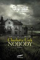 Nobody : romanzo