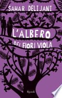 L'albero dei fiori viola