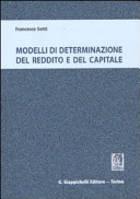 Modelli di determinazione del reddito e del