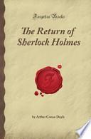 The Return of Sherlock Holmes + CD