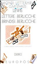 Le lettere di Berlicche-Il brindisi di Berlicche