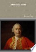 Commenti a Hume Book Cover