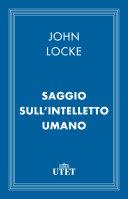 Saggio sull'intelletto umano Book Cover