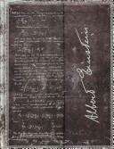 Albert Einstein, La teoria della relatività.Ristretto. Embellished Manuscripts. chiusura magnetica. Ultra