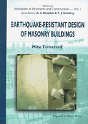 Earthquake resistant design of masonry buildings