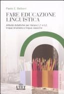 Fare educazione linguistica