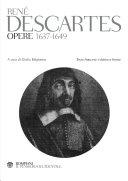 Opere 1637-1649 Book Cover