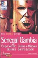 Copertina Libro Senegal, Gambia, Capo Verde, Guinea-Bissau, Guinea, Sierra Leone