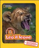 Leo il leone. Con adesivi