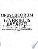 1714 - Gabrielis Hevenesi - Manuductio Animae Ad Coelum, Sive Cura Innocentiae In Primo Flore Servandae, Per Pias Et Solidas Considerationes Proposita (pag.215)[Biblioteca Pubblica Bavarese di Monaco]