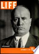 11 set 1939