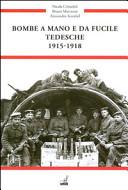 Bombe a mano e da fucile tedesche 1915-1918