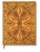Amber Mini Lined Journal