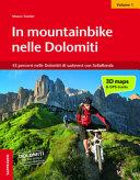 Mountainbike nelle Dolomiti