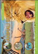 Animali selvaggi. Un viaggio attraverso il deserto africano. Libro pop-up