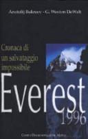 Everest 1996. Cronaca di un salvataggio impossibile