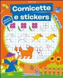 Cornicette e stickers. Con adesivi
