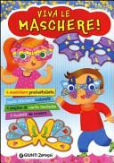 Viva le maschere! Con adesivi