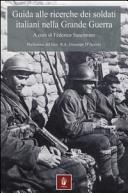 Guida alla ricerca dei soldati italiani nella grande guerra