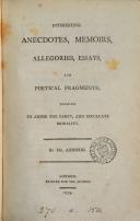 Pagina del titolo