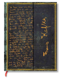 Kafka, la Metamorfosi. Embellished Manuscripts. Chiusura magnetica. Ultra