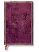 Virginia Woolf, Una stanza tutta per sé. Embellished Manuscrtipts.Chiusura magnetica. Mini
