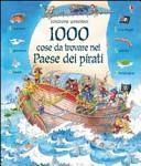 Copertina  1000 cose da trovare nel Paese dei pirati