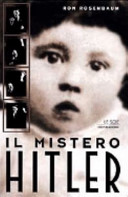 Copertina  Il mistero Hitler