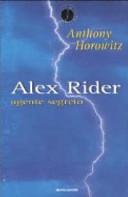 Copertina  Alex Rider : agente segreto