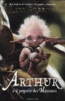Copertina  Arthur e il popolo dei Minimei