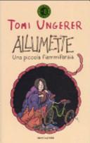 Copertina  Allumette : una piccola fiammiferaia