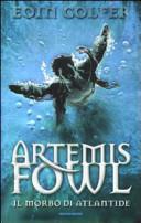 Copertina  Artemis Fowl. Il morbo di Atlantide