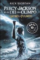 Copertina  Percy Jackson e gli dei dell'Olimpo. 1, Il ladro di fulmini