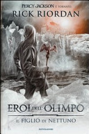 Copertina  Eroi dell'Olimpo. 2, Il figlio di Nettuno