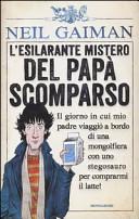 Copertina  L'esilarante mistero del papà scomparso