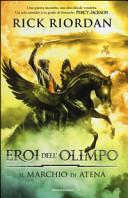 Copertina  Eroi dell'Olimpo. 3, Il marchio di Atena
