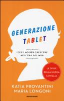Copertina  Generazione tablet