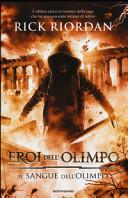 Copertina  Eroi dell'Olimpo. 5, Il sangue dell'Olimpo