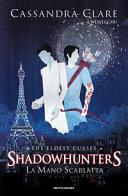 Copertina  Shadowhunters : la mano scarlatta