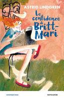 Copertina  Le confidenze di Britt-Mari