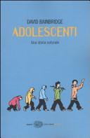 Copertina  Adolescenti : una storia naturale