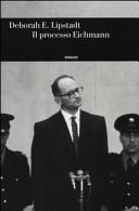 Copertina  Il processo Eichmann