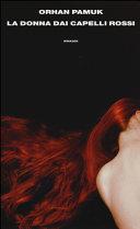 Copertina  La donna dai capelli rossi