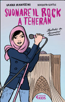 Copertina  Suonare il rock a Teheran