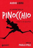 Copertina  Le avventure di Pinocchio : storia di un burattino : audiolibro
