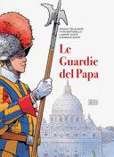 Copertina  Le Guardie del Papa