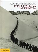 Copertina  1915 : l'Italia va in trincea