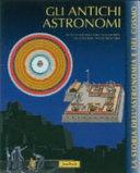 Copertina  Gli antichi astronomi