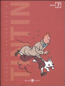 Copertina  L'affare Girasole ; Coke in stock ; Tintin in Tibet